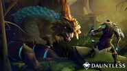 Dauntless gnasher