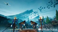 Dauntless ramsgate