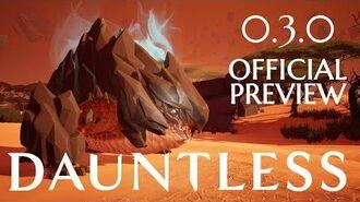 Sharpen Your Skills Update - Dauntless Developer Preview