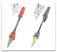 Dauntless - War Pike concept art image2