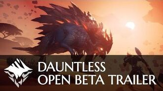Dauntless - Open Beta Trailer