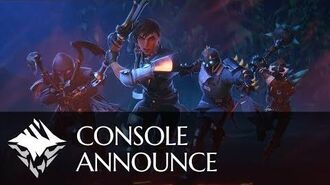 Dauntless — Console Announce Trailer - PlayStation 4 & Xbox One