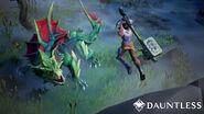 Dauntless drask combat2