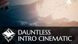 Dauntless — Intro Cinematic