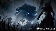 Dauntless pangar combat