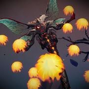 Flameborn Rezakiri