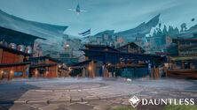 Dauntless ramsgate plaza