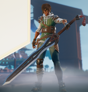 Dauntless - sword image1