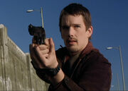 David Ayer wiki- Jake Hoyt (Ethan Hawke) in Training Day