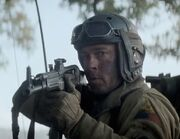 Wardaddy (Brad Pitt) in Fury