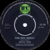 Hang On to Yourself (Arnold Corns Version)