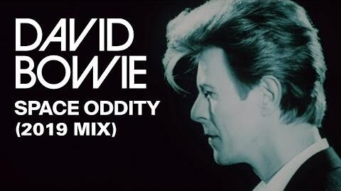 David Bowie - Space Oddity (2019 Mix) Official Video