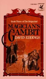 Magician's Gambit cover