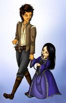 Talan and Danae