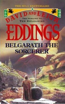 Belgarath cover