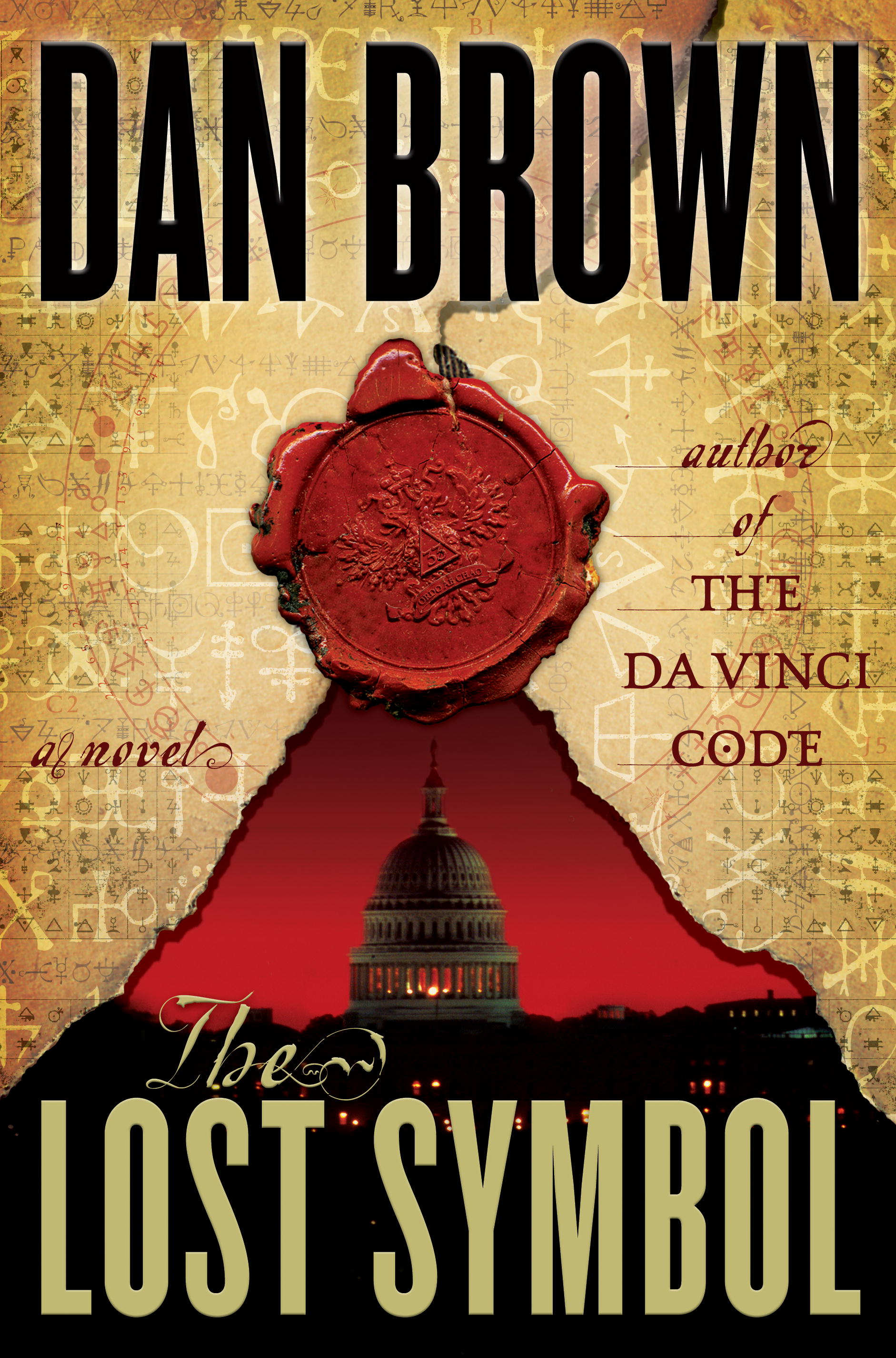 The Lost Symbol The Dan Brown Wiki Fandom Powered By Wikia
