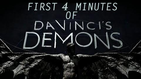 ETC EXCLUSIVE - First 4 minutes of Goyer's new DA VINCI'S DEMONS