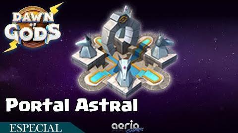 Portal Astral Dawn of Gods