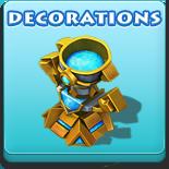 Decorations-button