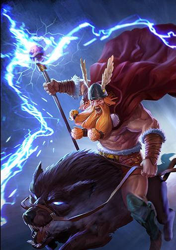 Odin Dawn Of Gods Wiki Fandom Powered By Wikia