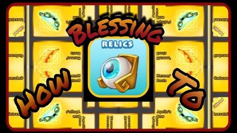 Dawn of Gods - Blessing Relics, Everything You Need To Know
