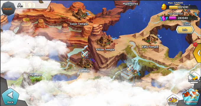 DoG Conquest Map