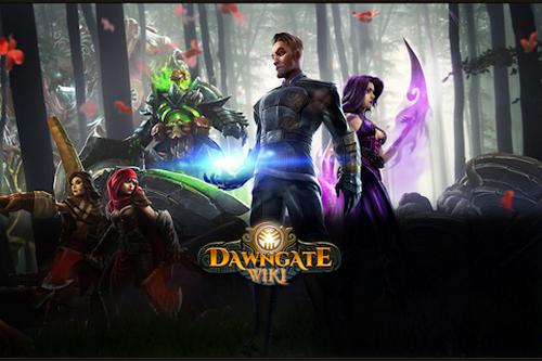 DawnGate Wiki
