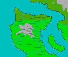 Hahstriit Lands Nature Names