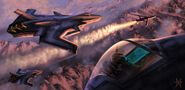 Fighter planes by mikemars-d38f558