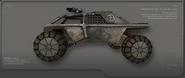 Mk-7 Bandit (Fast Attack Vehcile)