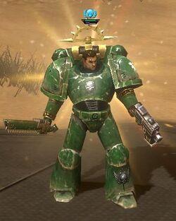 Wargear - Iron Halo image