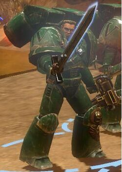 Assault Squad Sergeant image