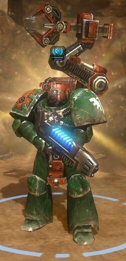 Wargear - Plasma Gun image
