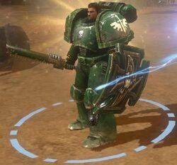 Wargear - Storm Shield image