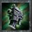 Bolt pistol green
