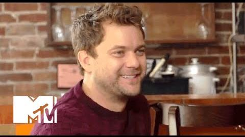 "Joshua Jackson Can't Get Over ""Dawson's Creek"" MTV After Hours"