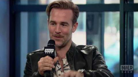 "James Van Der Beek On Viceland's ""What Would Diplo Do?"""