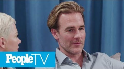 Dawson's Creek Reunion James Van Der Beek Is Actually Team Pacey PeopleTV Entertainment Weekly