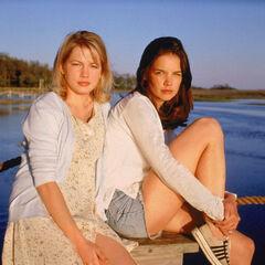 Jen and Joey