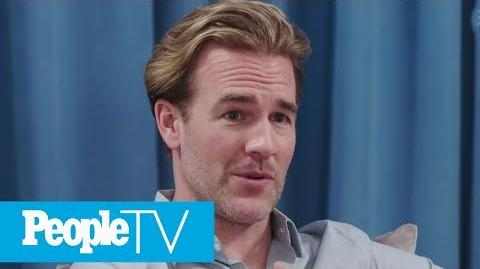 James Van Der Beek On Being Chased In Malls During Dawson's Creek PeopleTV Entertainment Weekly