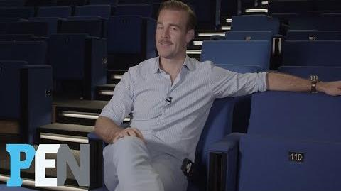 "Dawson's Creek James Van Der Beek Takes ""Van Der Peek"" Down Memory Lane PEN Entertainment Weekly"