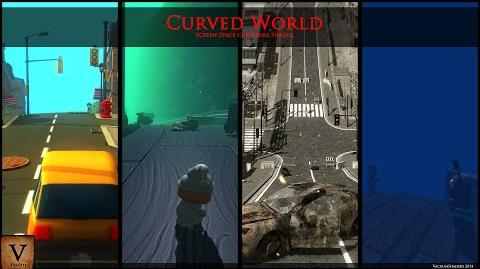 Curved World