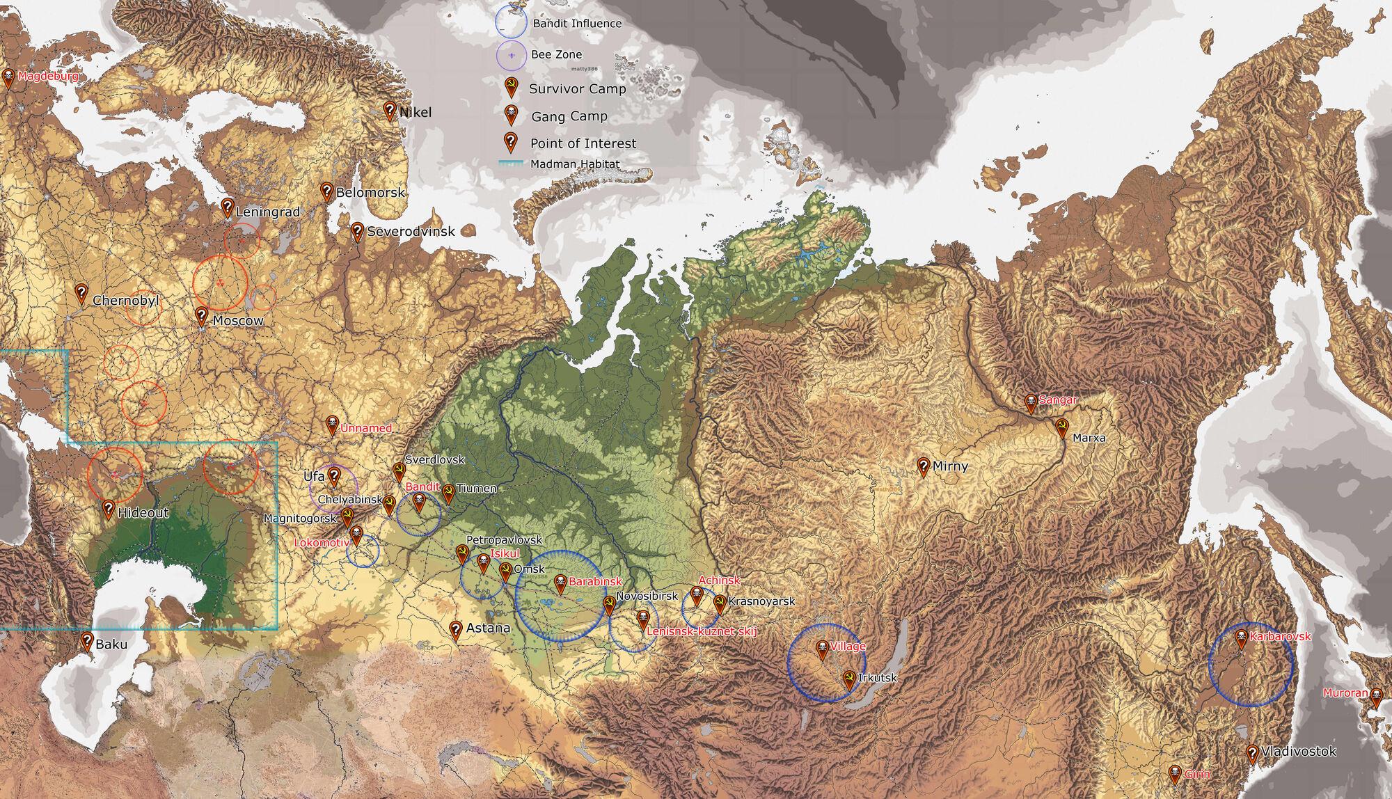 Quest Auto Parts >> World Map   DayR Wikia   FANDOM powered by Wikia