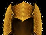Chitin armor set