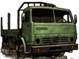 KamAZ (Disassembled)