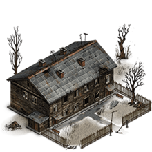 House wooden