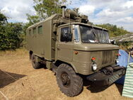 GAZ 66 at W&P show 2010 pic2