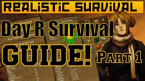 Day R Survival Guide in English - Part 1