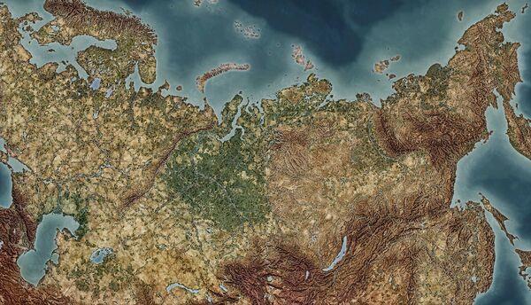 Map ussr-7696x4416