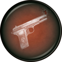 Pistol sphere